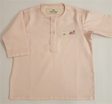 The Light Pink Pocket Line