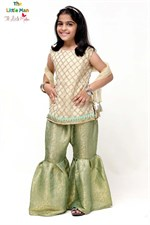 The Green Gharara