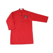 The Royal Red Kurta